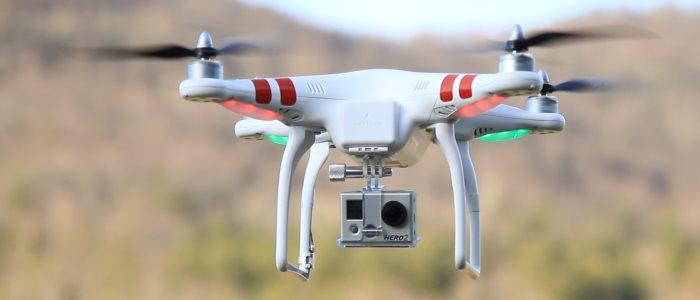 Drone dj phantom : un cadeau de noël geek !