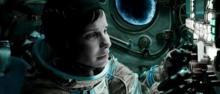 Gravity : la face caché de la detresse de Sandra Bullock dans le court métrage Aningaaq