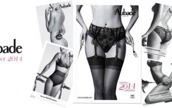 Calendrier Aubade 2014 : leçons de séduction et lingerie sexy