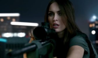 Megan Fox en sniper pour call of duty ghosts