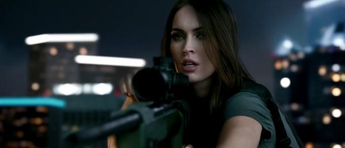 Megan Fox en sniper pour call of duty ghosts