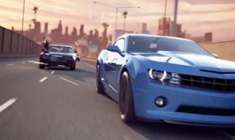 Pub irlandaise de sécurité routière inspirée du jeu-vidéo GTA