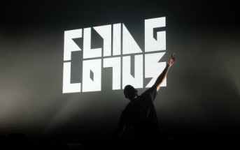 Cadeau de Noël de Flying Lotus : mixtape à télécharger + live à Paris