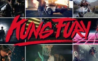 Kung Fury : une parodie 2014 des films d'action des 80s [WTF]