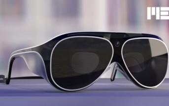 MetaPro : un sérieux concurrent aux Google Glass [lunettes connectées]