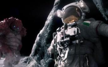 Des astronautes sur la Lune avec un monstre et des faillots [Pub Beans]