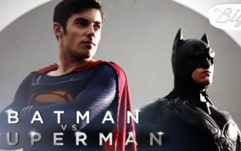 batman vs superman, les superhéros gays par It's Big