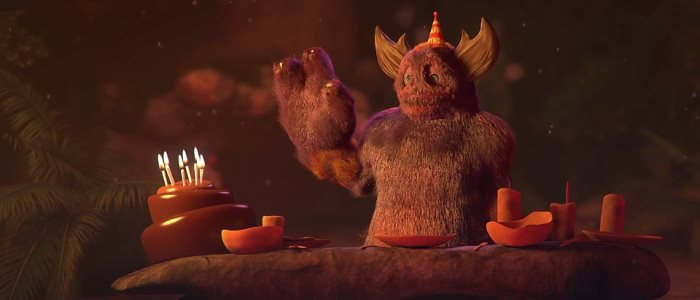 Big game : le monstre qui fête son anniversaire seul - animation