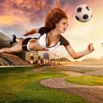 calendrier footballeuse sexy coupe du monde 2014 : allemagne