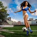 calendrier footballeuse sexy coupe du monde 2014 : italie