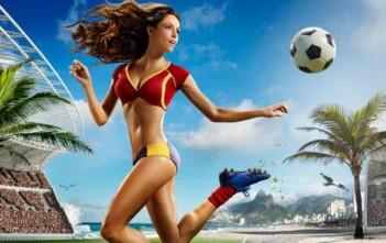 Le calendrier sexy de la coupe du monde 2014 et ses footballeuses