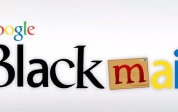 google blackmail : une parodie de college humor