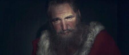 le message urgent du père Noël nous annonce que Noël est annulé en 3013 - Greenpeace
