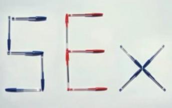 Le sexe expliqué aux enfants avec des stylos bics [Infographie]