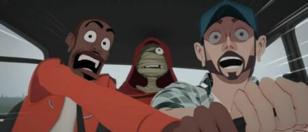 Skip The Use, Nameless World : clip animé inspiré de Zombillénium