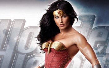 wonder woman, une des super-heroines sexy en photomanipulation de jeff chapman