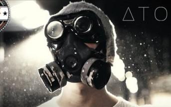 Atome : un court-métrage mêlant street art et effets spéciaux 3D