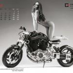 Confederate_calendrier_sexy_moto_2014_03_mars