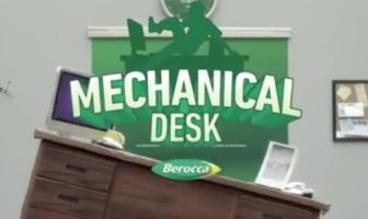 Mechanical desk : le rodéo du bureau contre le stress