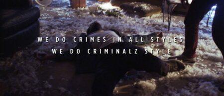 criminalz crew : crimes in all styles