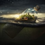 erik-johansson-photo-surresaliste-drifting-away