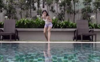 Miracle : les hommes peuvent marcher sur l'eau à Kuala Lumpur !