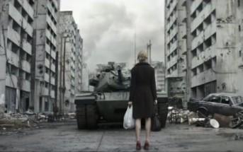 Faites l'amour, pas la guerre : une très belle pub Axe Peace