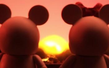 blank : a Vinylmation Love Story - une animation stop-motion en imprimante 3d