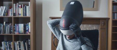Le casque extra sensoriel du clip de Duke Dumont, I Got U