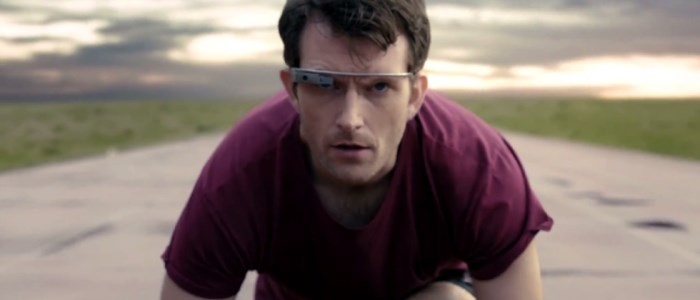 race yourself, une application sportive pour google glass