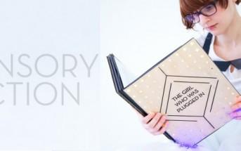 Sensory fiction : une veste pour ressentir les émotions d'un livre