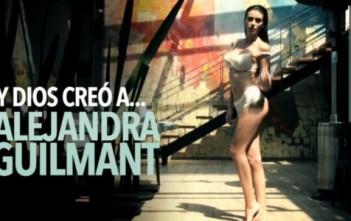 Alejandra Guilmant, une mexiquaine en lice pour être élue femme la plus sexy en sexy 2014