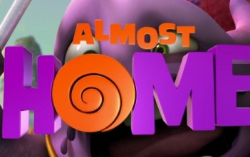 almost home : court-métrage d'animation dreamworks