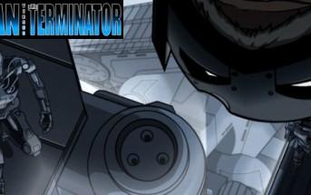 Terminator Vs Batman : un superbe court métrage d'animation