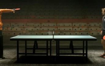 Un champion de ping-pong remporte son duel contre un robot surdoué