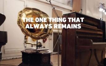 L'histoire des supports d'enregistrement de la musique en 90 secondes