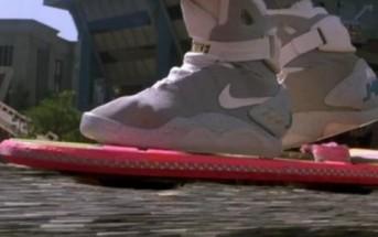 Le skate volant Hoverboard de retour vers le futur en vrai. Fake ?