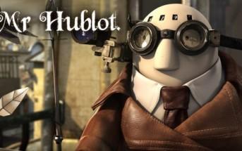 Mr Hublot, l'Oscar 2014 du court-métrage d'animation en intégralité