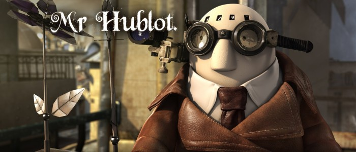 Mr Hublot, l'Oscar 2014 du court-métrage d'animation