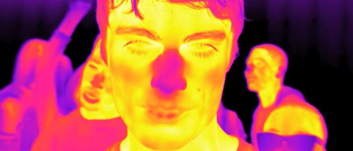 Route 94 - My Love : un clip filmé avec une caméra thermique