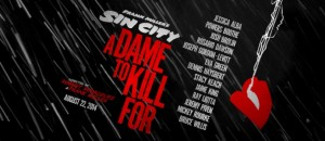 Sin City 2 : A Dame To Kill For avec Jessica Alba [Bande annonce]