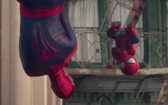 The Amazing Baby & Me : la pub Evian avec le bébé de Spider Man