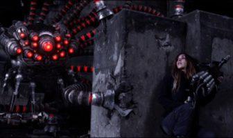 trickster, un court-métrage science-fiction avec les sentinels pieuvres de Matrix