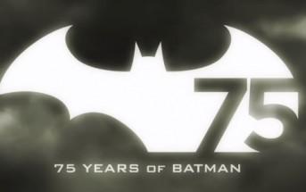 Un court-métrage vintage de DC Comics pour les 75 ans de Batman