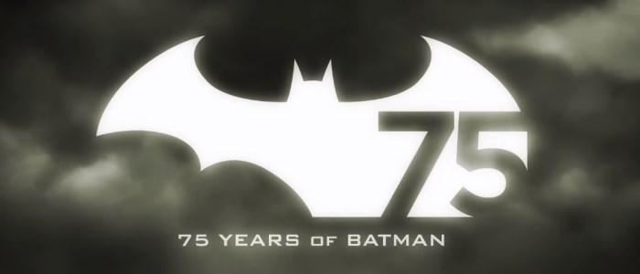 Batman 75 ans court-métrage Strange Days DC ComicsBatman 75 ans court-métrage Strange Days DC Comics