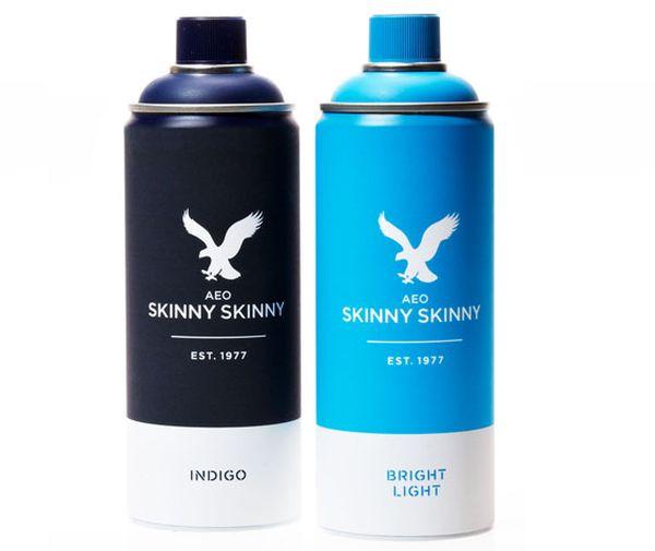 Spray on : AEO Skinny Skinny jeans
