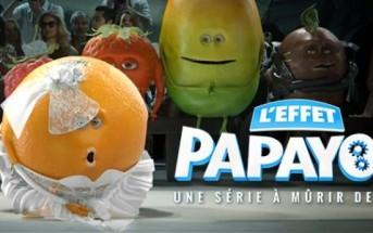 L'Effet Papayon : la websérie des fruits Oasis et son site Youpomm...