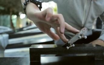 Fingerboarding : ils font du skate avec leurs doigts à Taiwan