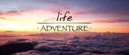 life adventure, un voyageen Asie