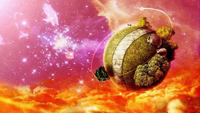 Planète Kaïo Dragon Ball Z DBZ
